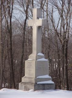 Gravesite in Oxford