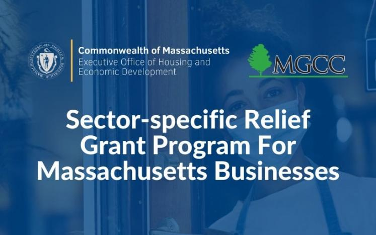 Sector-Specific Relief Grant Program for Massachusetts Businesses
