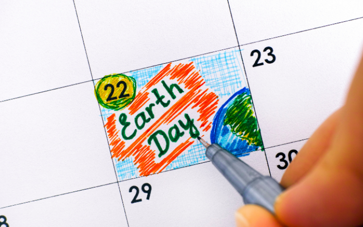 Earth Day Date