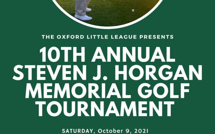 Horgan Golf Tournament flyer