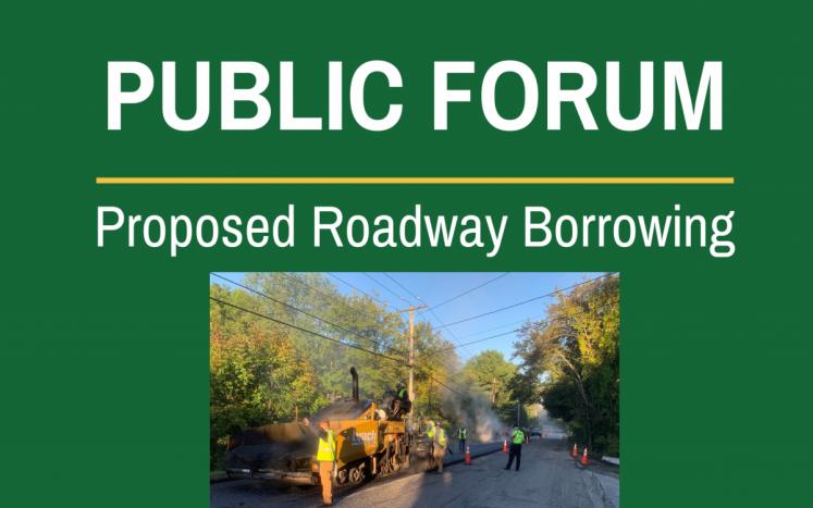 roadway borrowing